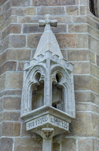 Totenleuchte (St. Martin)