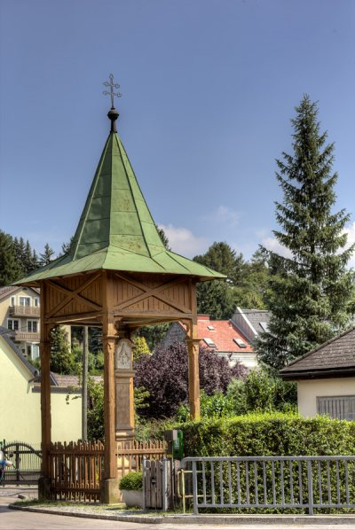 Glockenmarterl / Steinkreuz